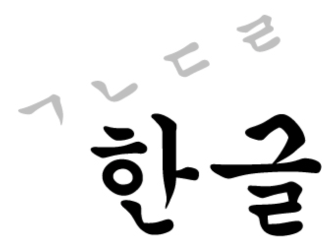 Hangul Story – The Korean Alphabet